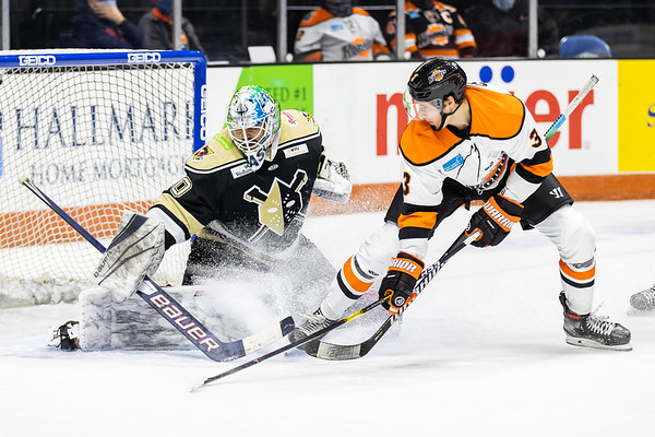 2/20/21 Komets vs. Nailers