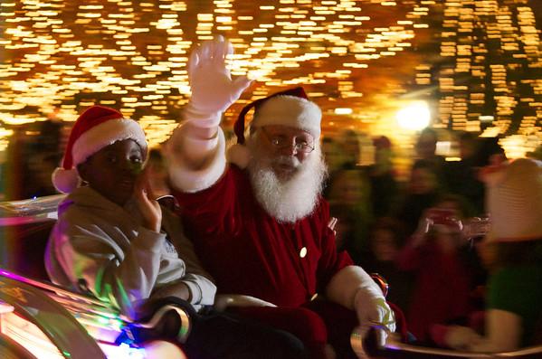 11-27 - Smyrna Christmas Tree Lighting - Smyrna, GA