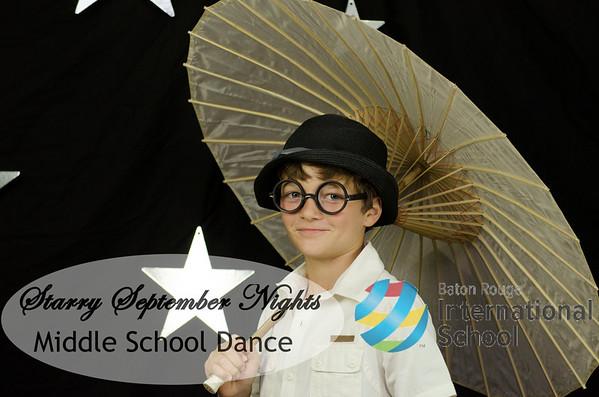 2014 Middle School Dance