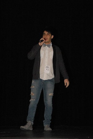 Seminole's Got Talent @ Wanyne Dench Theater 1-29-11