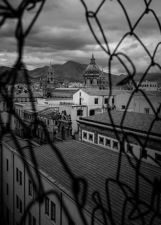 sicily: black and white