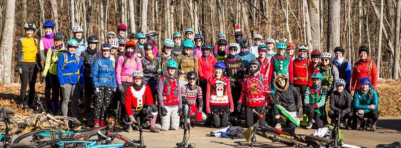 Joy Ride Tinsel-N-Tread Holiday Ride & Bash