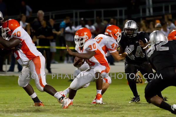 Boone Varsity Football #30 - 2011