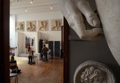 Pa. Academy of Fine Arts opens its doors