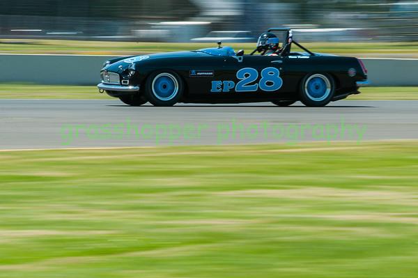 Group 6 - European Sports Cars '60-'69 Under 2L