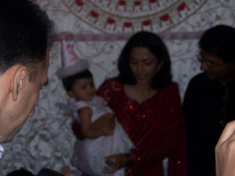 Happy Birthday Alliyah Khan! (Sep 2006)