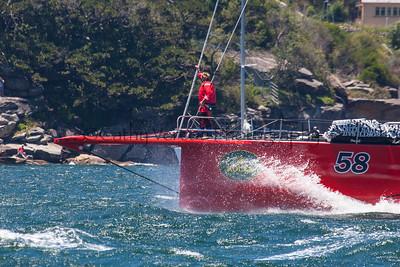 2014 Rolex Sydney Hobart Yacht Race