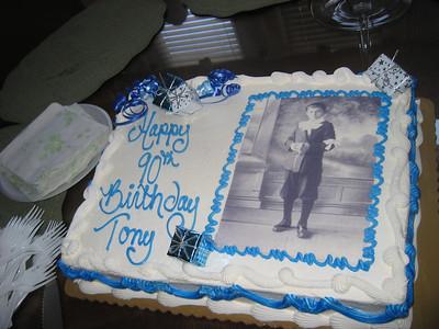 Tony's 90th Birthday