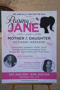 Raising Jane 2016-19