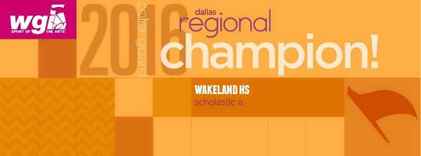 02/06 WGI Regional -  Dallas