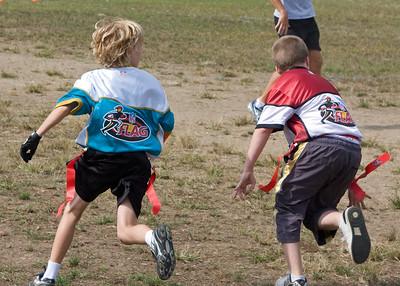 Max Flag Football - September 22, 2007