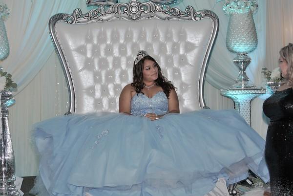 THIANA'S QUINCE Bela Rosa Banquet Hall Orlando, FL