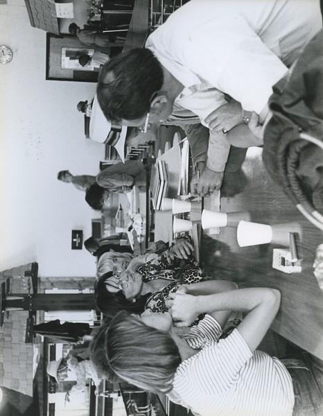 1976 - Screenwriters Marjorie Luesebrink, Ellie Goodwin, Tom Rickman, David Daheim.jpeg
