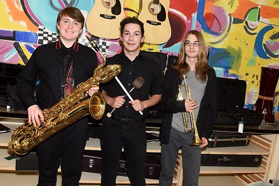 2017 AMHS Music And Arts Festival...Pre-Concert photos by Gary Baker