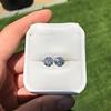 4.08ctw Old European Cut Diamond Pair, GIA I VS2, I SI1 51