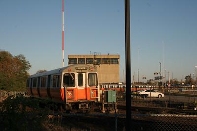 Orange Line Shots