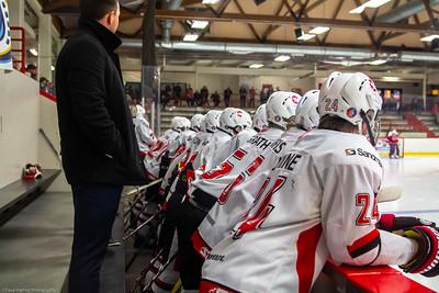 Game #32 Cariboo Cougars at Lethbridge Hurricannes_12-29-2018