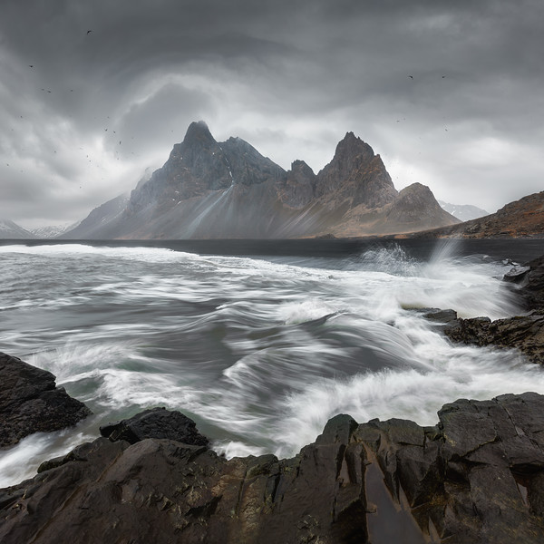 Eystrahorn krossanesfjall iceland eastern dramatic storm seascape.jpg