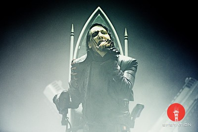 Marilyn Manson & Amazonica