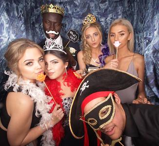 Hamilton Winter Wonderland Ball 2016 Photobooth Photos