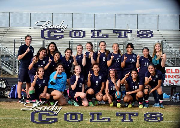 Varsity Girls vs Sonoraville (Region Semi's) 4-20-16