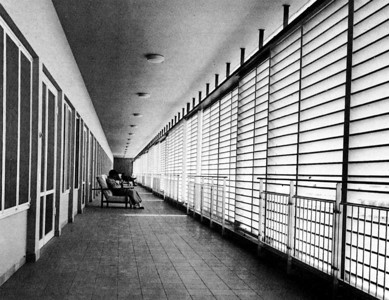 Soroka Health Centre, Beersheba 1959