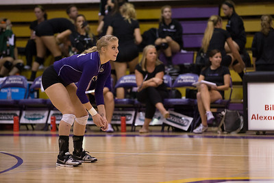 UNA Volleyball vs Missouri St. Louis