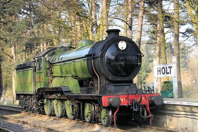 20140329 North Norfolk Railway