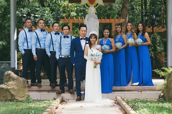 Thien and Diem Wedding