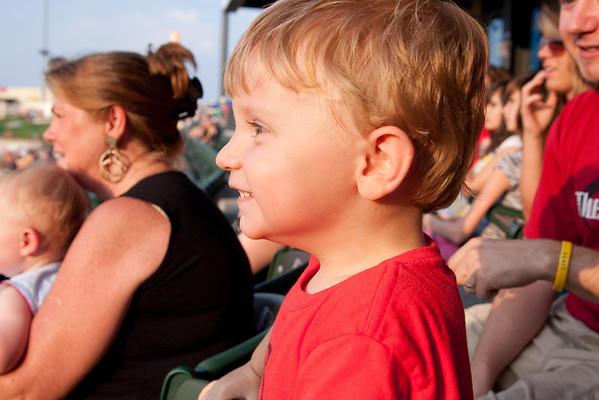 Round Rock Express Baseball Game - June 30, 2009