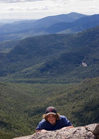 Mt. Chocorua via Three Sisters - Tuesday, August 14, 2007