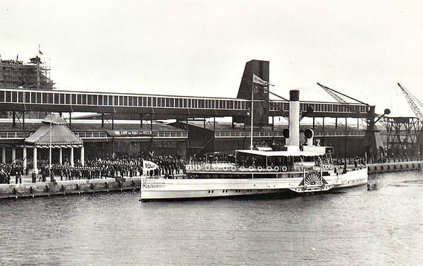 SHIPS OF THE EASTERN RAILWAY COMPANIES.