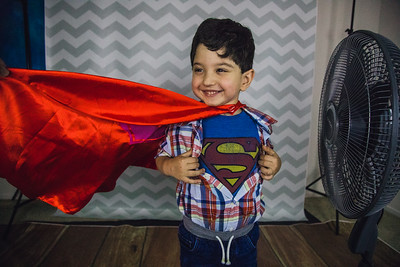 Ilijah Superman (studio session)