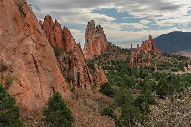 Red Rock Garden