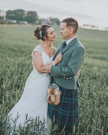 Mr & Mrs McWhinnie - Stonehaven