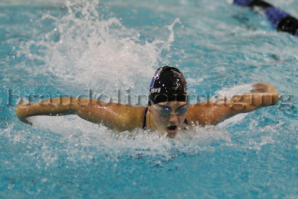 Lincoln-Way East Girls Swimming (2012)
