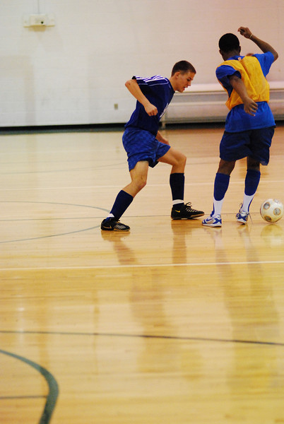 Indoor Soccer - January 29th