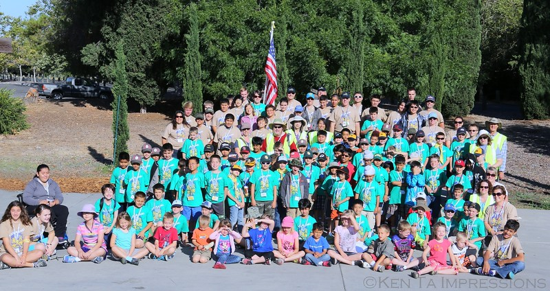 Den 4 at Cub Scouts Day Camp 2014