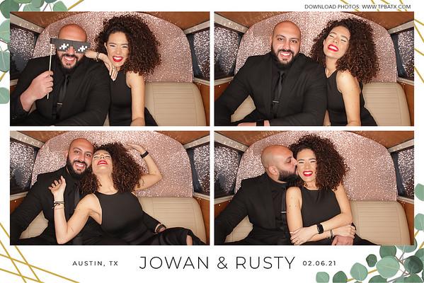 02-06-21 Jowan & Rusty