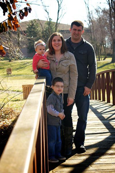 The McKeown Family