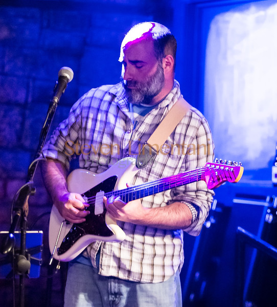 Charlotte, NC - March 11, 2017, Jerry Garcia Cover Band at the Rabbit Hole
