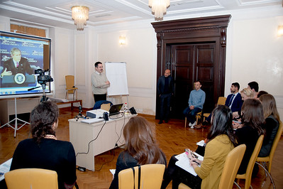 Media training workshop - Belgrade, Oct 2017