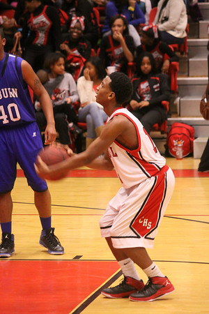2014 Central vs Auburn High Basketball
