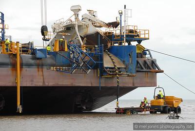 Walney Offshore Windfarm 08-05-11