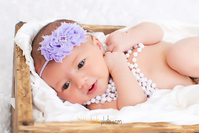 Baby Ella-10 days-9.3.13