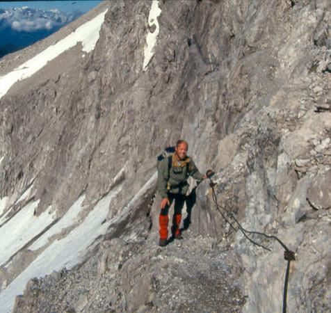 Alps, South Tirol & Dolomites, 1988