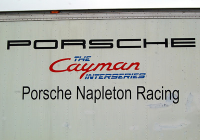 THE PORSCHE CAYMAN INTERSERIES (2010  Autobahn)