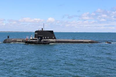 HMAS Sheean - Fremantle