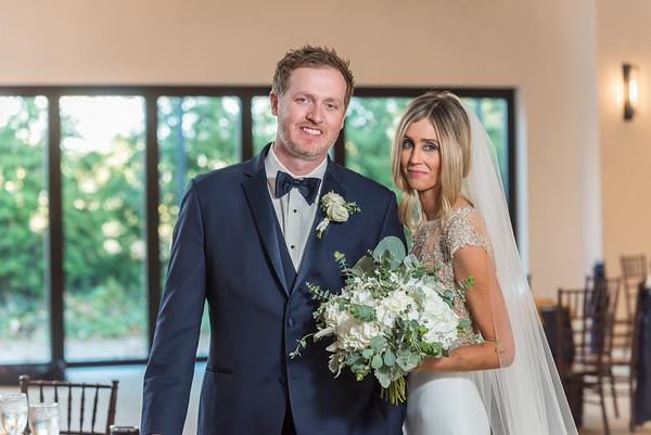 Melanie & Jared: Married