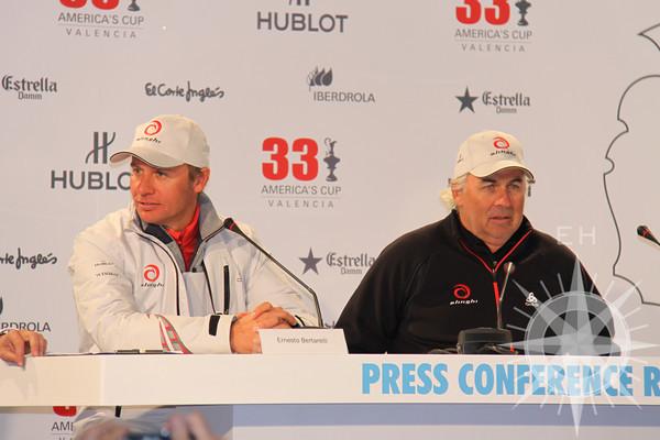 AC Press Conference